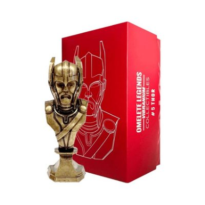 Mini Busto Thor