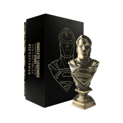 Mini Busto Superman
