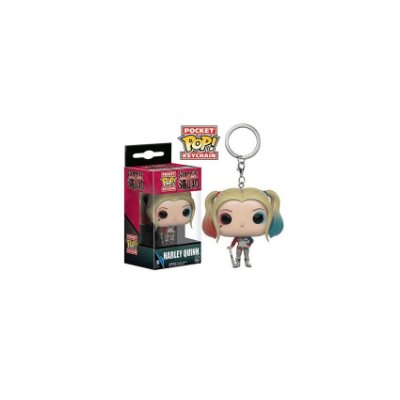 Chaveiro Harley Quinn - Suicide Squad - Pop! Funko
