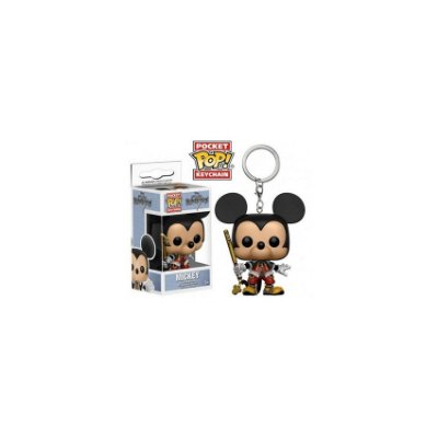 Chaveiro Mickey - Kingdom Hearts - Pop! Funko
