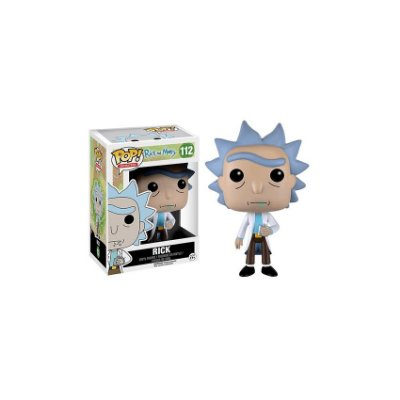 Rick - Rick and Morty - Pop! Funko