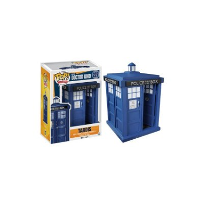 Tardis - Doctor Who - Pop! Funko