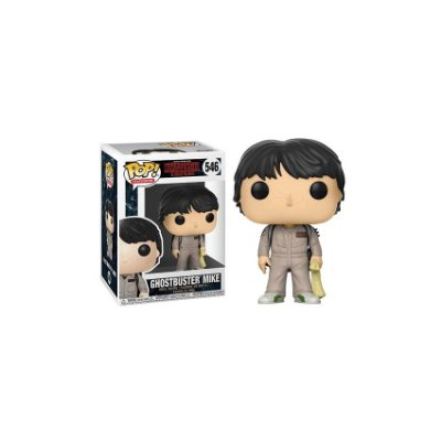 Mike Ghostbusters - Stranger Things - Pop! Funko