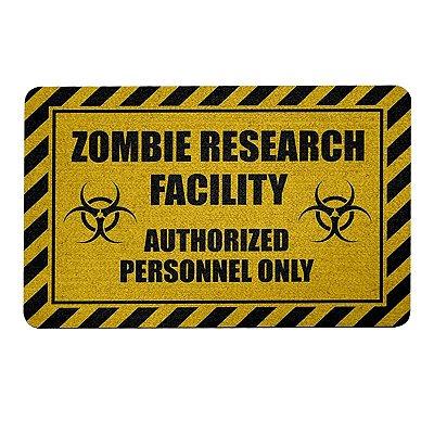 Capacho Ecológico Zombie
