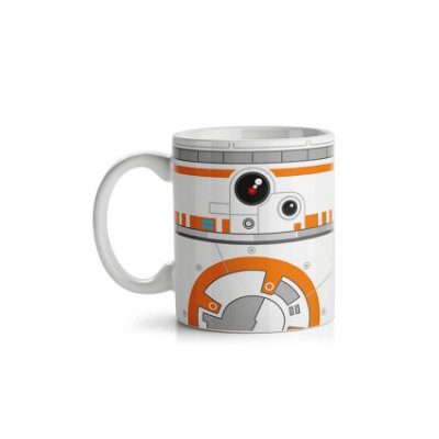 Caneca Faces BB8