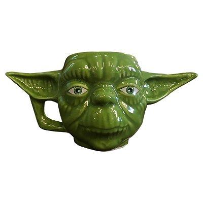 Caneca 3D Yoda