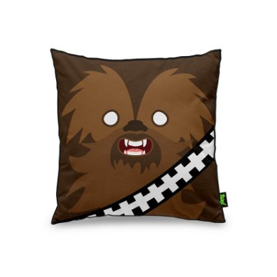 Almofada Faces Chewbacca