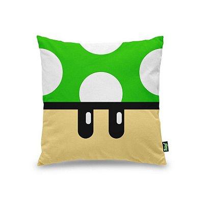 Almofada Up Mushroom Mario Bros