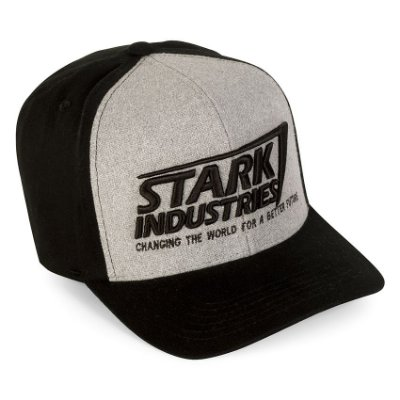 Boné Stark Industries Marvel