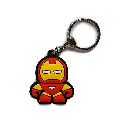 Chaveiro Cute Homem de Ferro