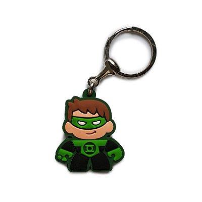 Chaveiro Cute Lanterna Verde