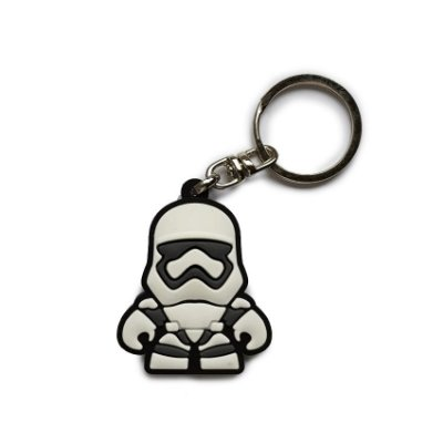 Chaveiro Cute Stormtrooper