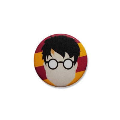 Botton Harry Potter Face