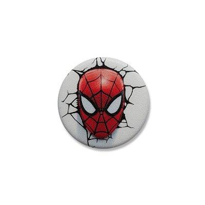 Botton Spider Man Wall