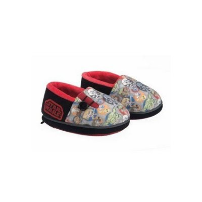 Pantufa Infantil Star Wars Personagens