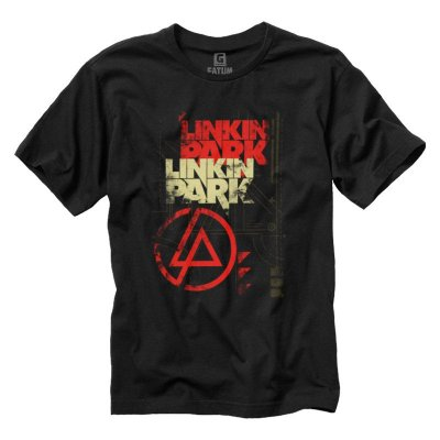 Camiseta Linkin Park Distressed