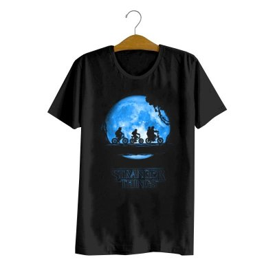 Camiseta Stranger Things Moon