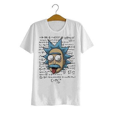Camiseta Rick And Morty Rick Einstein
