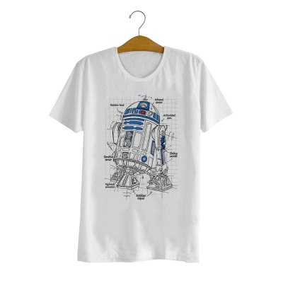 Camiseta Droid Project