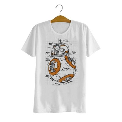 Camiseta Astromech Droid Project