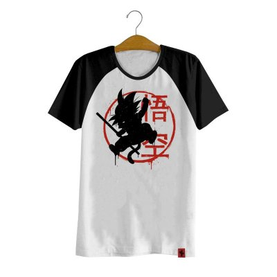 Camiseta Goku Kakaroto