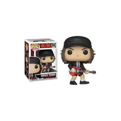 Angus Young - AC/DC - Pop! Funko