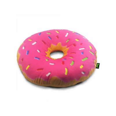Almofada Rosquinha Donut Morango
