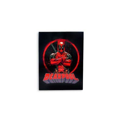 Placa Deadpool