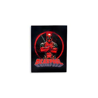 Placa Deadpool