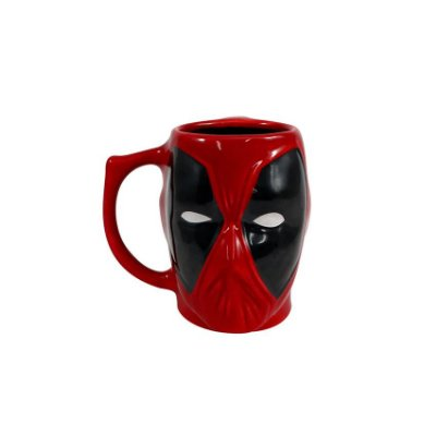Caneca 3D Marvel Deadpool