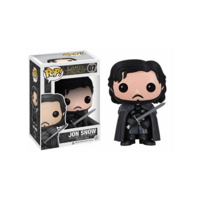 Jon Snow Night Watch - Game Of Thrones - Pop! Funko