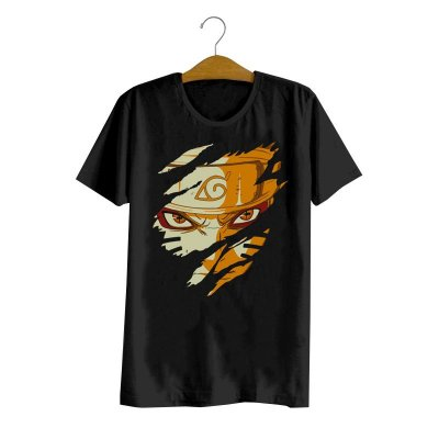 Camiseta Naruto Face