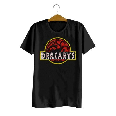 Camiseta Game Of Thrones Dracarys Park