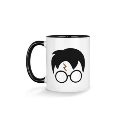 Caneca Harry Potter Accio Café