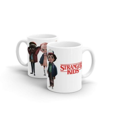 Caneca Stranger Things Kids
