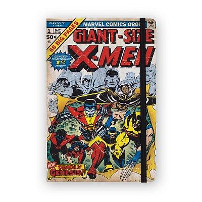 Caderno de Notas Giant Size X-Men #01 Marvel