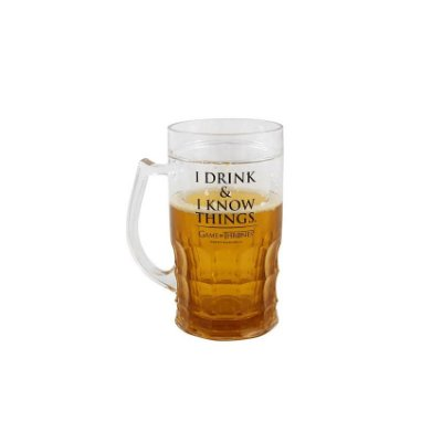 Caneca Game Of Thrones I Drink & I Know Things