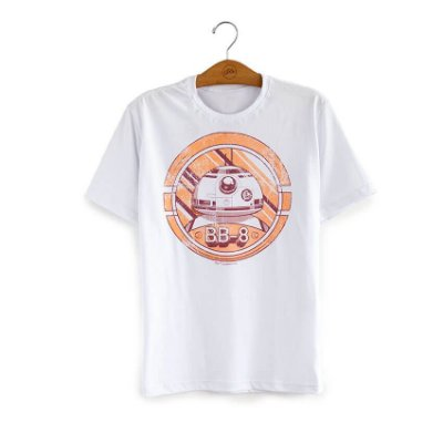 Camiseta Star Wars Droid BB8