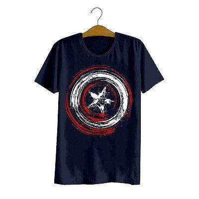 Camiseta Escudo Capitão