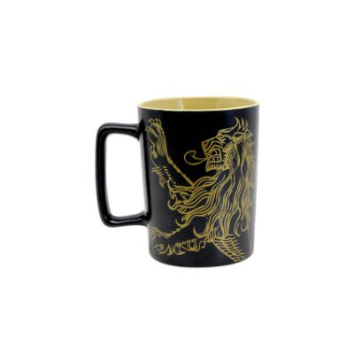 Caneca Game Of Thrones Casa Lannister