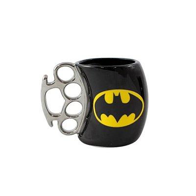 Caneca Soco Inglês Batman Logo