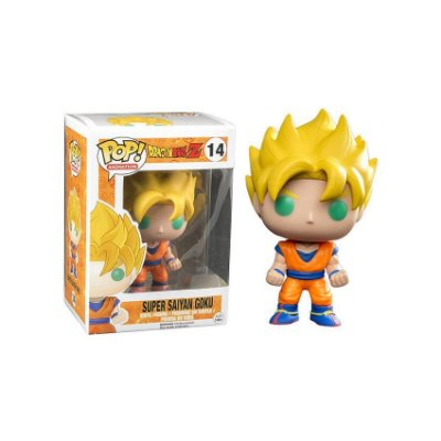 Super Saiyan Goku - Dragon Ball Z - Pop! Funko