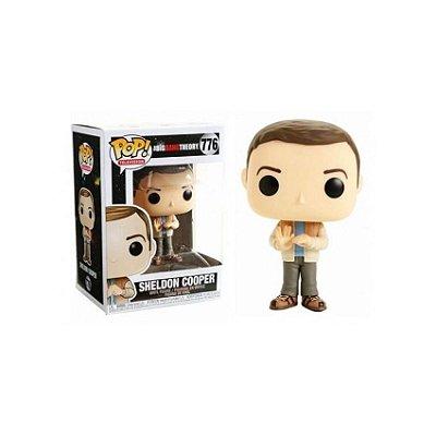 Sheldon Cooper - The Big Bang Theory - Pop! Funko