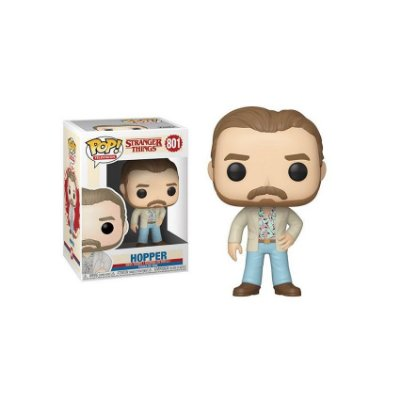 Hopper - Stranger Things - Pop! Funko