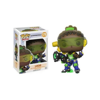 Lucio - Overwatch - Pop! Funko