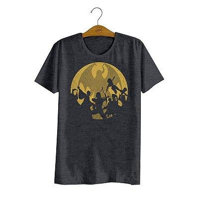 Pré-venda - Camiseta Caverna Do Dragão