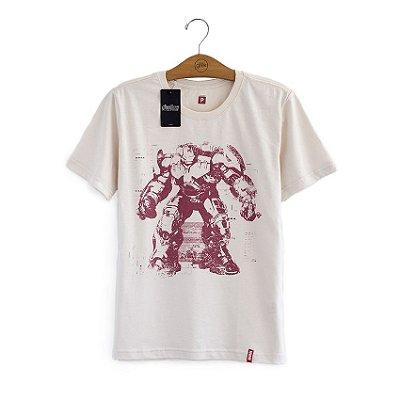 Camiseta Vingadores Hulkbuster