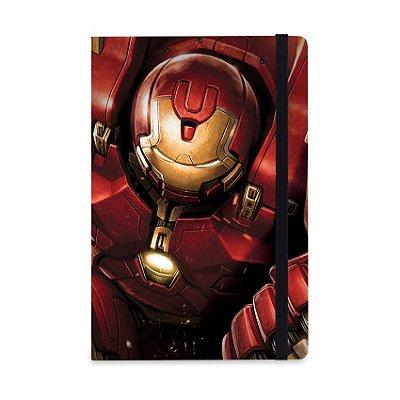 Caderno de Notas Hulkbuster Vingadores