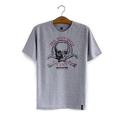 Camiseta Uncharted Puzzler