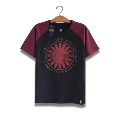 Camiseta Star Wars Rule The Galaxy